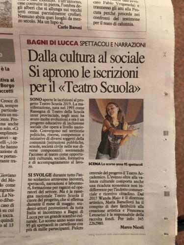 4/12/2018 - La Nazione