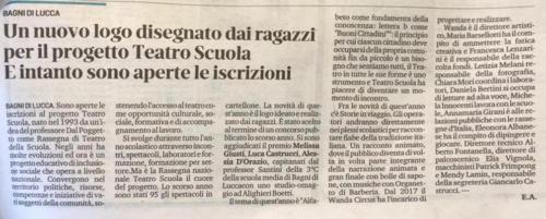 5/12/2018 - Il Tirreno